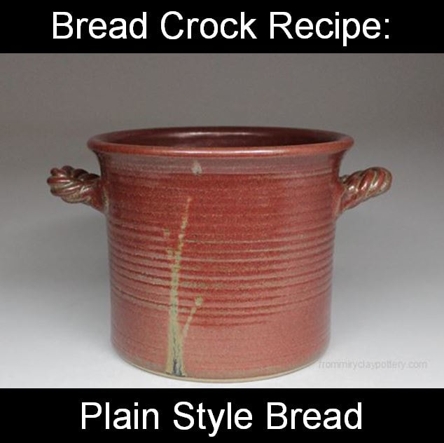 Recipe for Bread Crocks -Beer Bread Recipes- Soda Pop Bread Recipes
